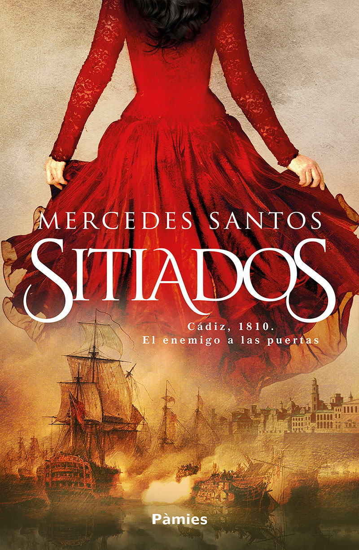 Sitiados de Mercedes Santos – NUEVA PUBLICACIÓN